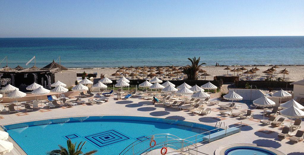 Passez un beau séjour en Tunisie !