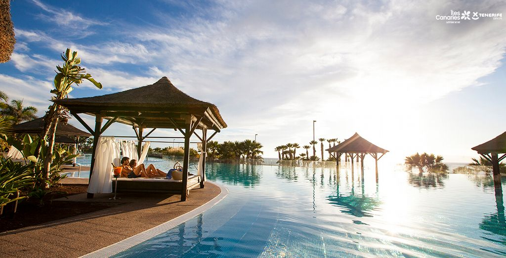Préparez-vous à vivre un séjour mémorable - Hôtel Gran Melia Palacio de Isora 5* Santa Cruz de Tenerife