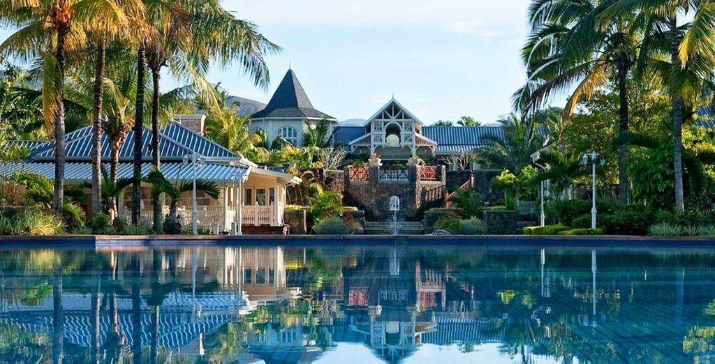 Prenez la direction du domaine de Bel Ombre et séjournez à l'Héritage Le Telfair Golf & Spa 5* !
