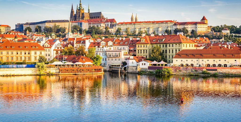 Faites une échappée belle à Prague... - Boutique Hôtel Moods 4* Prague
