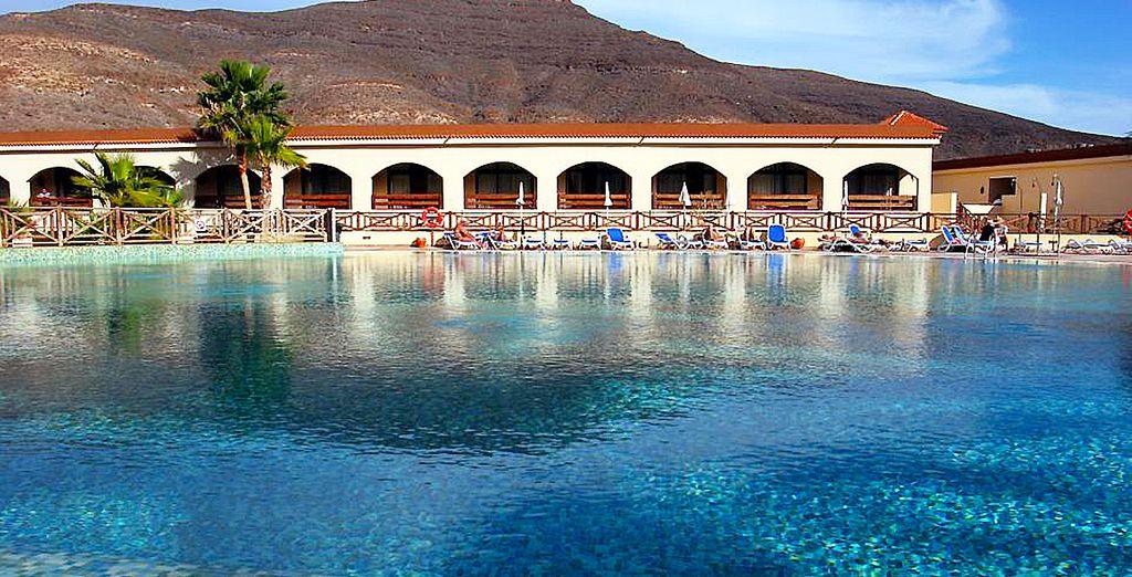 Bienvenue au Jandia Golf 4* de Fuerteventura
