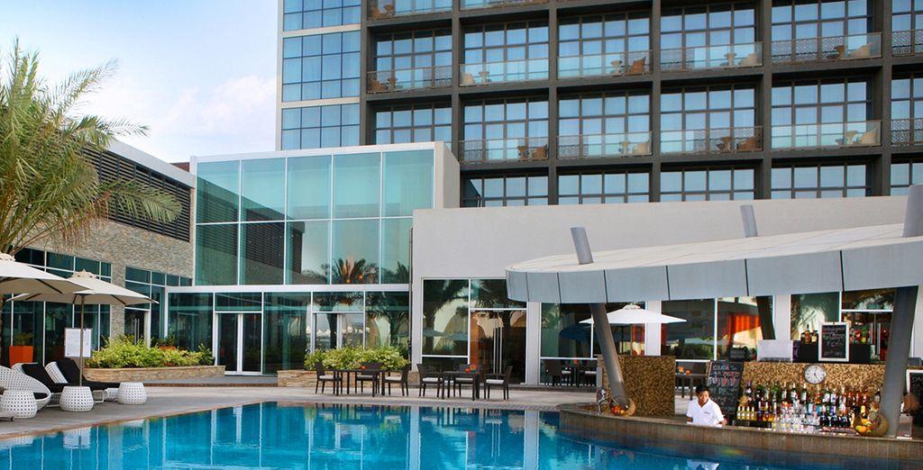 Hôtel Yas Island Rotana 4*
