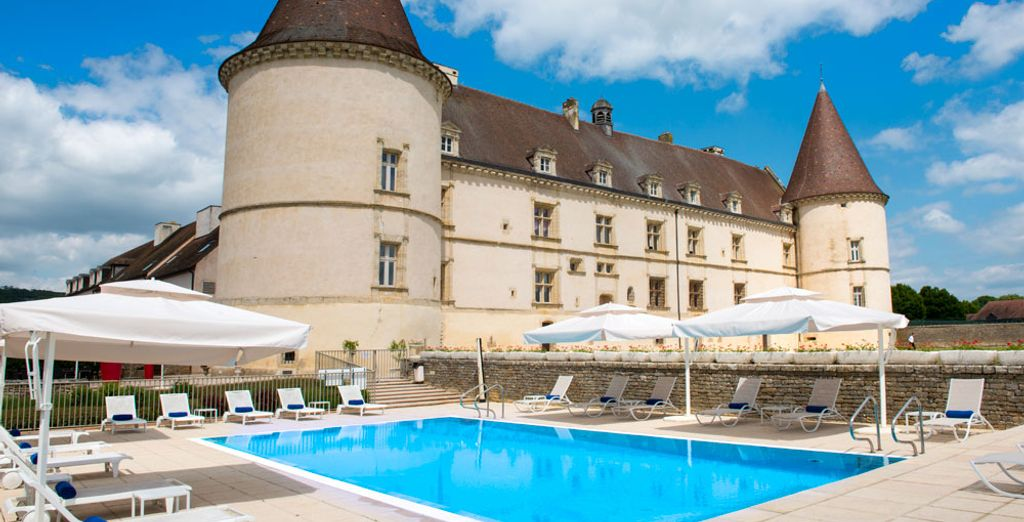 Pour y découvrir le Château de Chailly