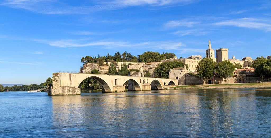 Très bon séjour à Avignon !