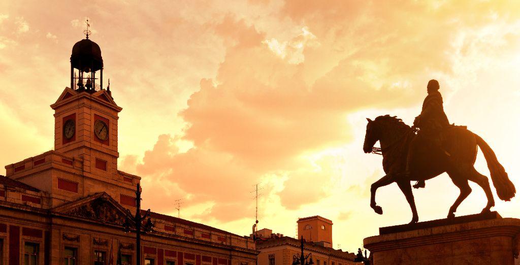Offrez-vous une virée dans la capitale madrilène...