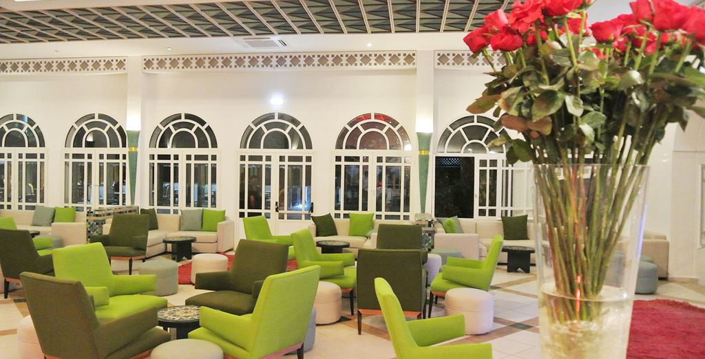 Vous serez ressourcé au Club Marmara Les Jardins d'Agadir !