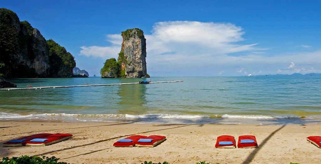 Besoin de vous enfuir pour le Paradis? - Centara Grand Beach Resort And Villa 4* Sup Krabi