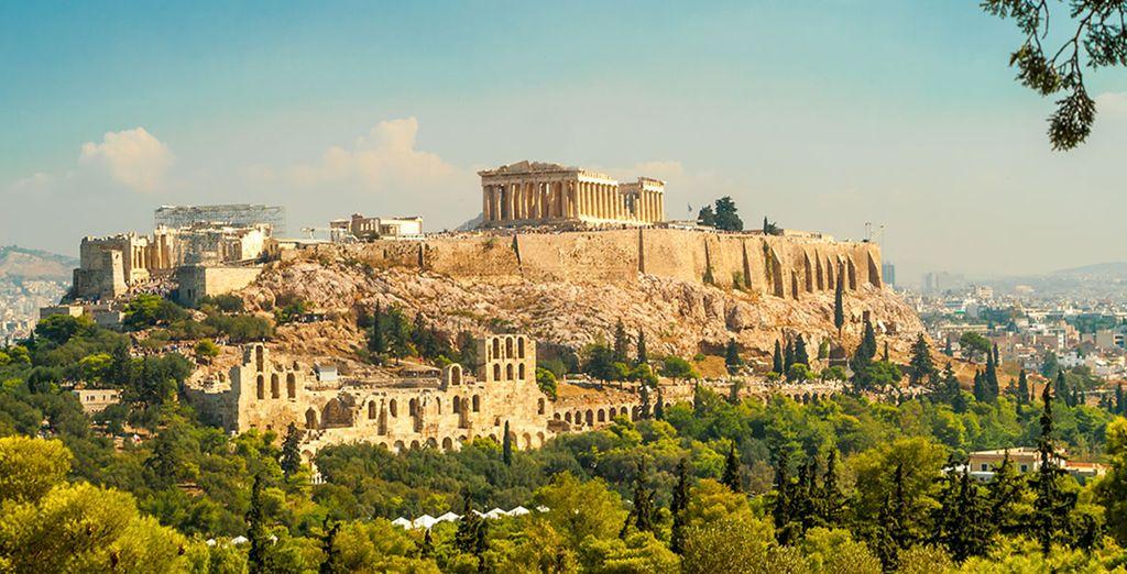 Athènes et sa richesse culturelle et historique
