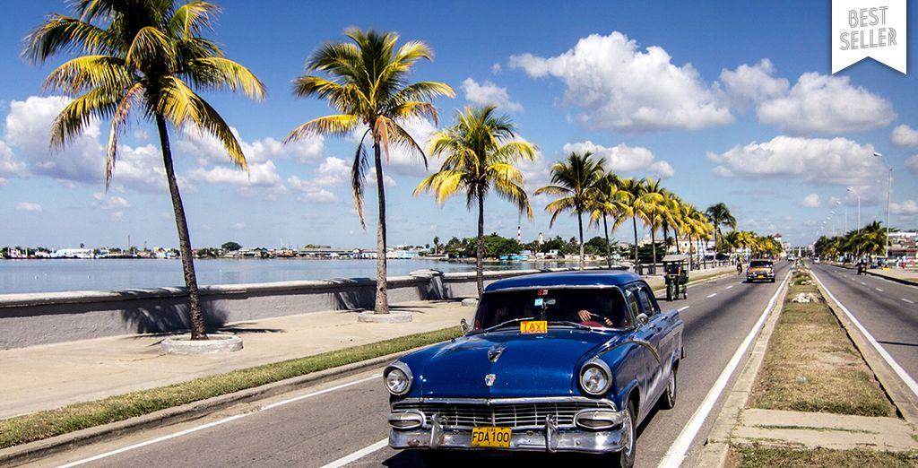 Découvrez toutes les facettes de Cuba