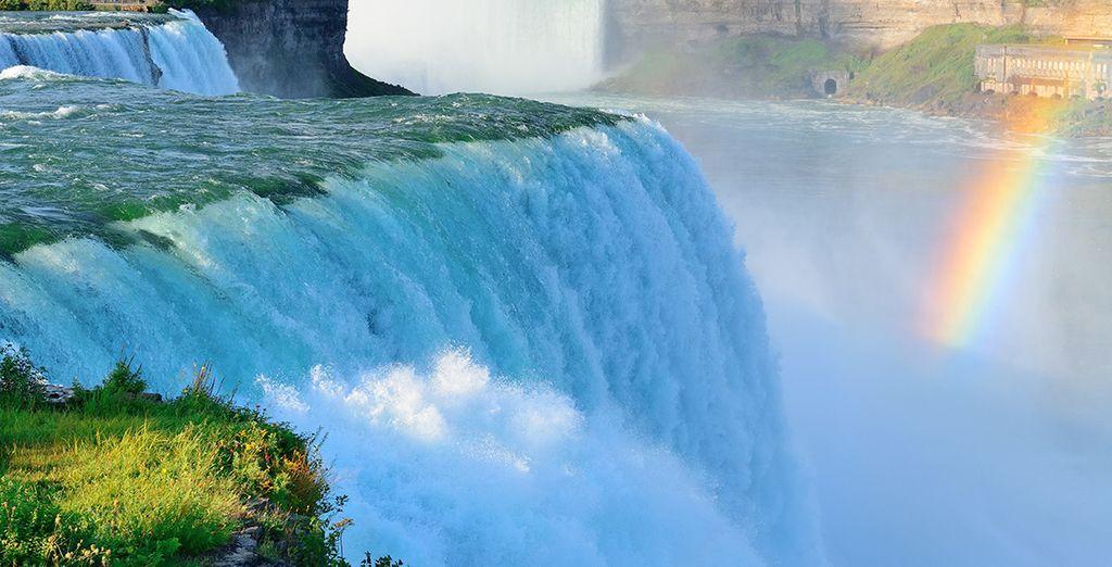 Découvrez Niagara Falls, les chutes les plus puissantes du continent Nord-Américain