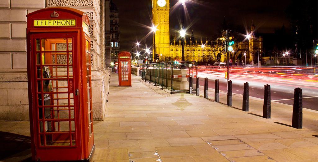 Découvrez Londres avec Voyage Privé