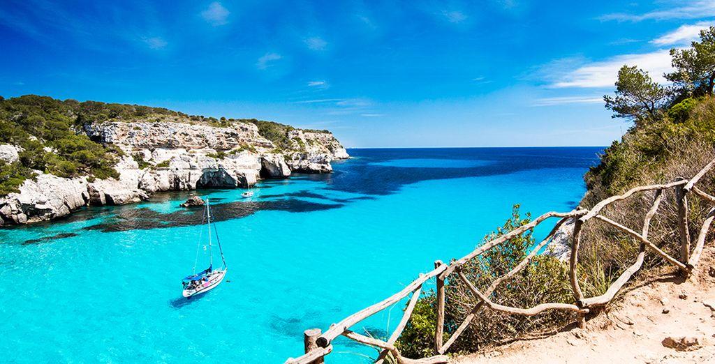 Profitez d'un séjour à Minorque tout inclus avec Voyage Privé