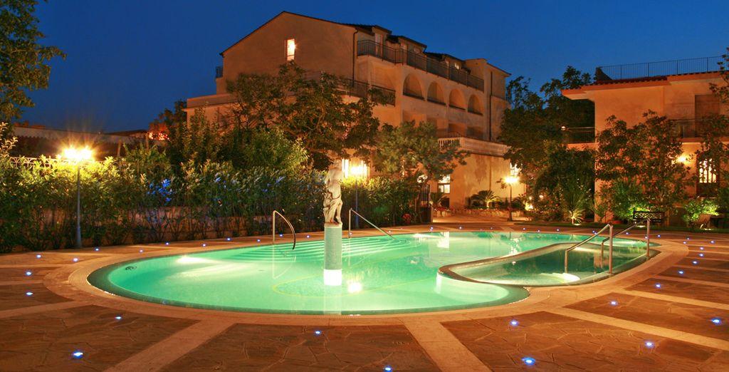 Bienvenue à Sorrente ! - Hôtel Sant'Agata 4* Sorrento