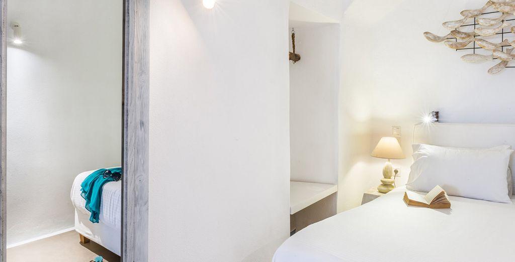 Ou préfèrerez la chambre Superior Caldera View