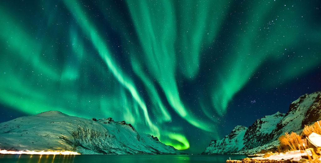 Circuit Splendeurs de l'Arctique - 7 jours/6 nuits - Tromso - Jusqu'à -70%    Voyage Privé
