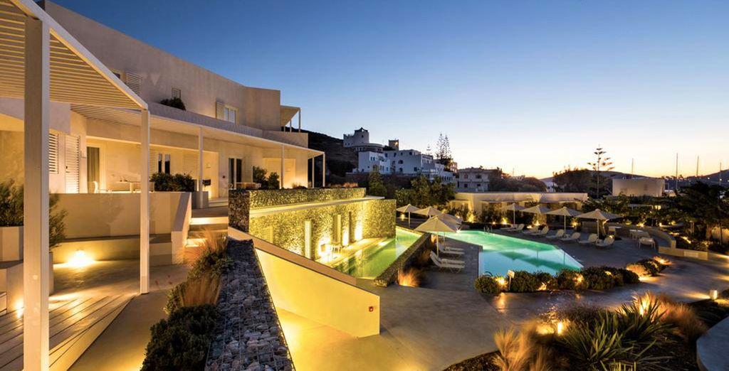 Hôtel Relux Ios Island4*