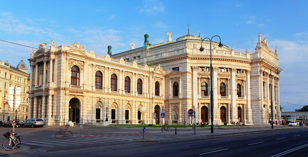Alors, prenez la route de cette charmante capitale  - Harry's Home Hotel  Vienne
