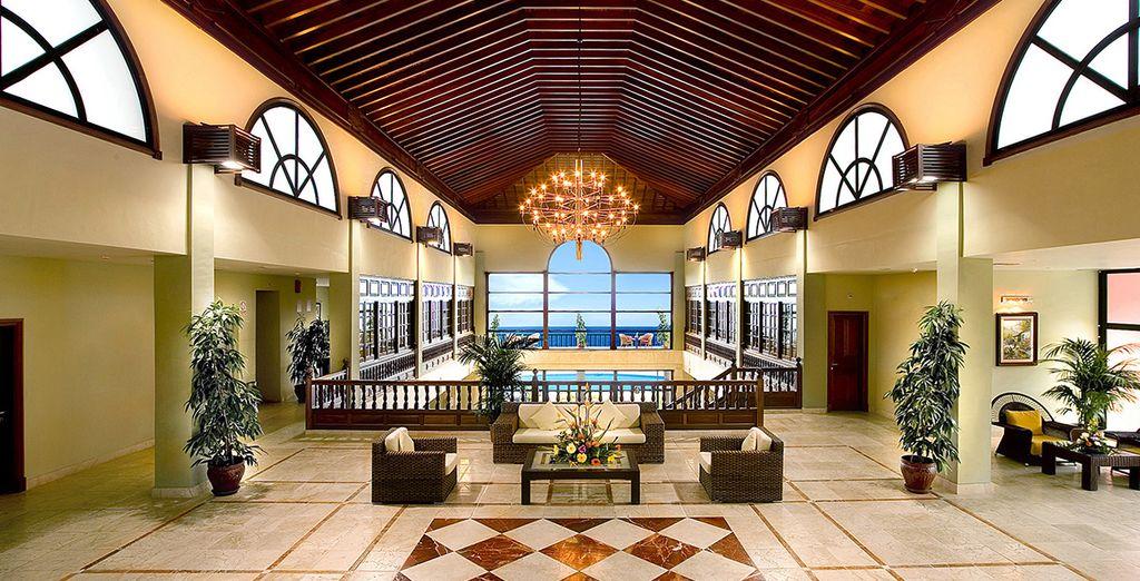 un hôtel 4* situé face à la mer  - Hôtel Las Olas 4* La Palma