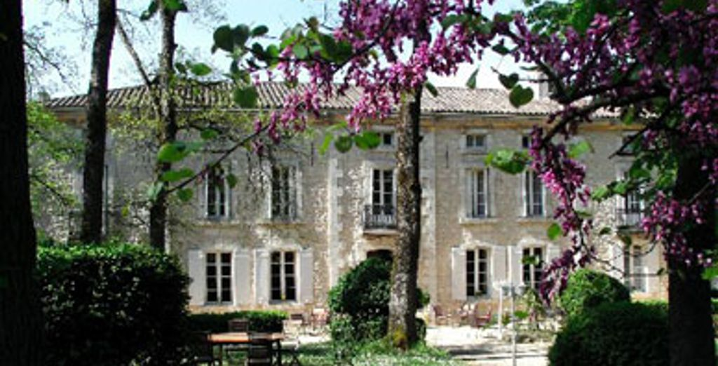- Chateau de l'Hoste *** - Saint Beauzeil - France Agen