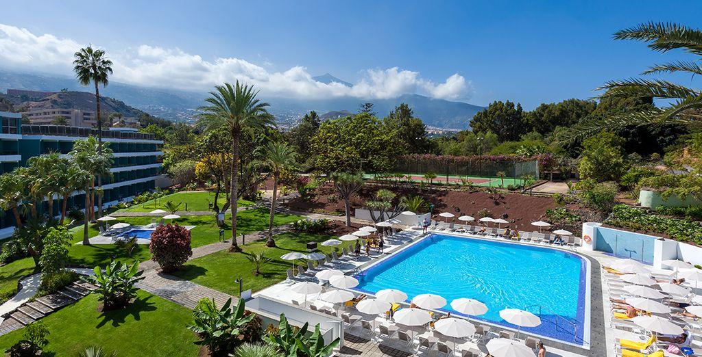 Hotel F Espagne