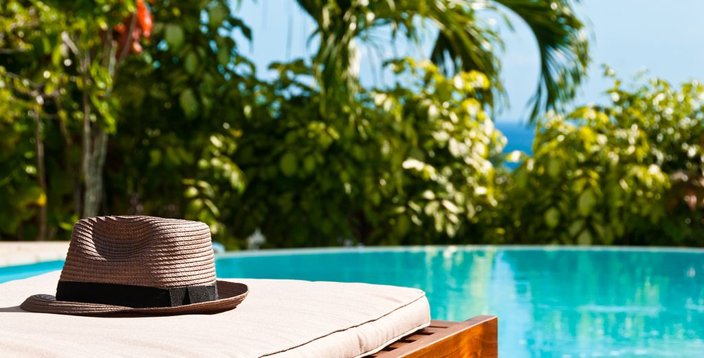 Cette superbe villa vous accueille pour un séjour placé sous le signe du bien-être au naturel - Villa Erreca Fort De France