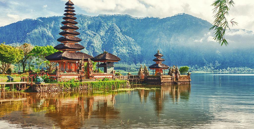 Bienvenue à Bali, l'île des Dieux