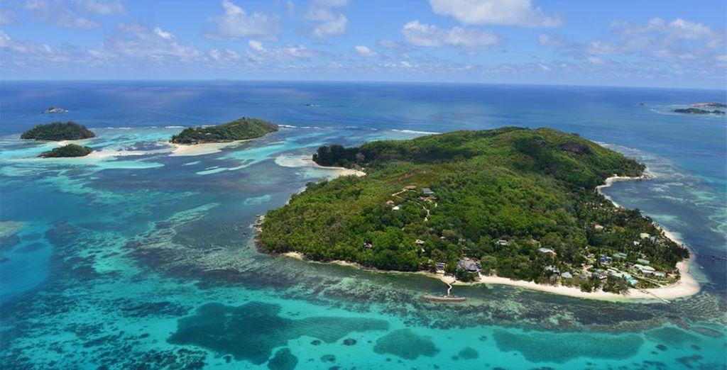 Et découvrez un hôtel de charme niché au coeur d'une nature préservée... - Cerf Island Resort 4* Mahe Island