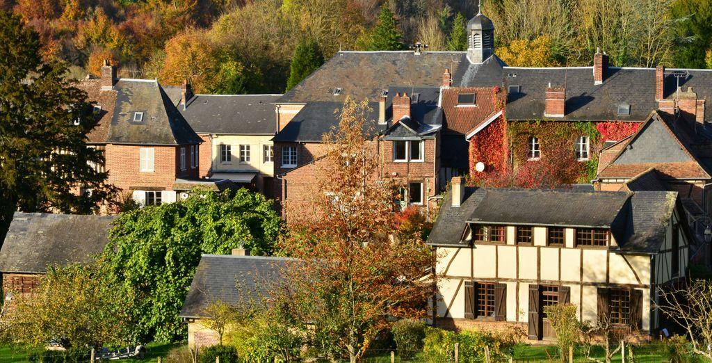 Découvrez le villa pittoresque de Lyons-la-Fôret