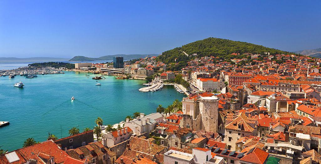 Vous reviendrez charmé par les grâces de l'Adriatique !