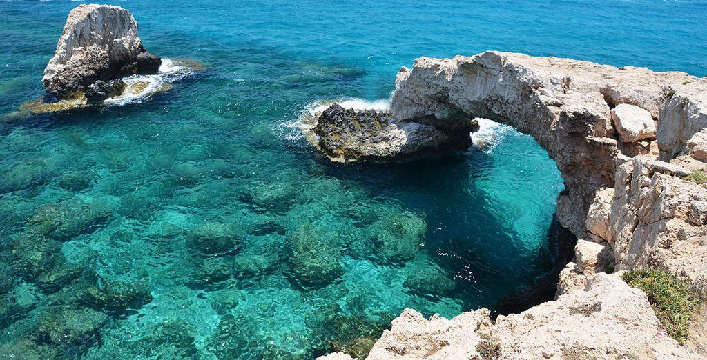 En route pour Chypre, l'île de l'amour !