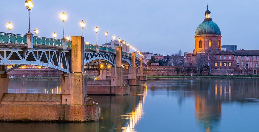 Passez des séjours tout compris à Toulouse