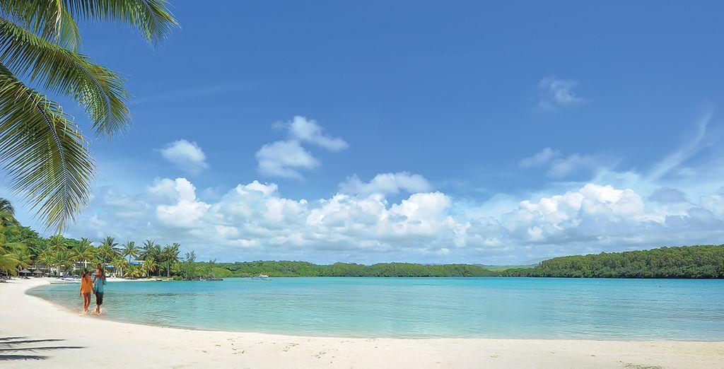 Le Beachcomber Shandrani Resort & Spa 5* vous promet des instants exquis