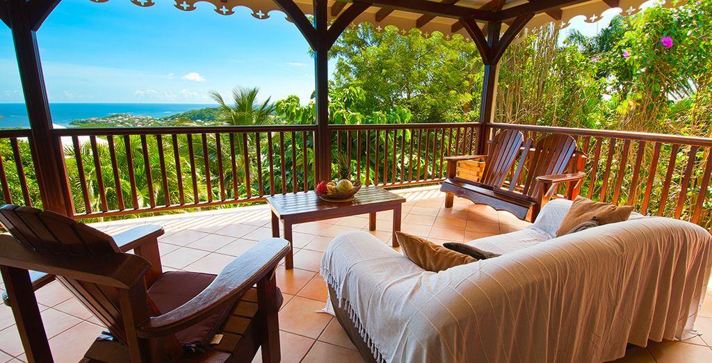 Bienvenue dans un véritable paradis ! - Villa Erreca Fort De France