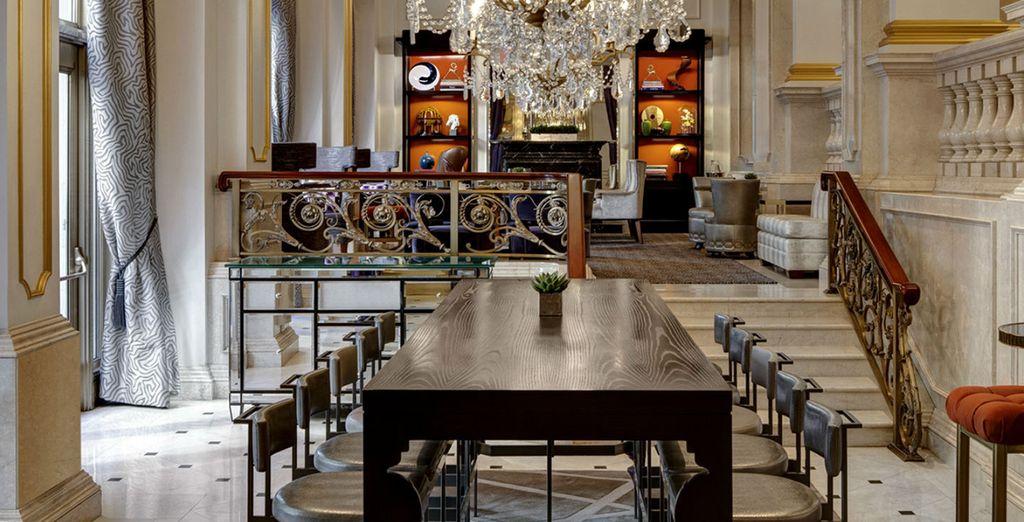 ... King Cole Bar & Salon