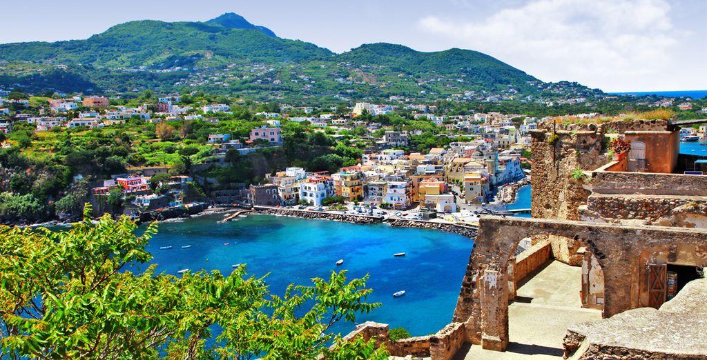 Bon séjour en Italie !
