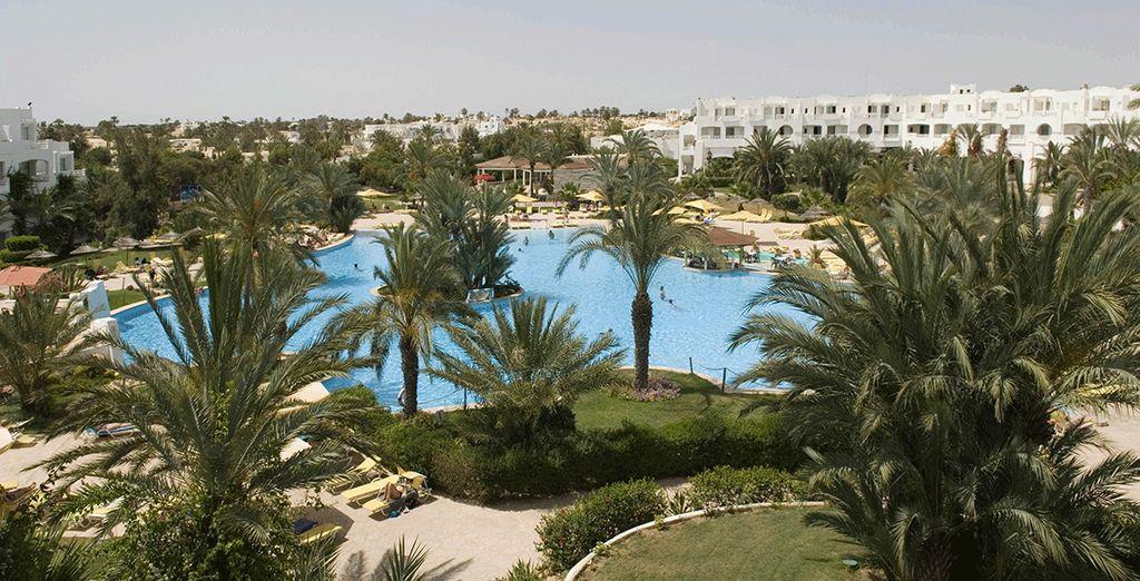 Bienvenue à Djerba, en Tunisie !