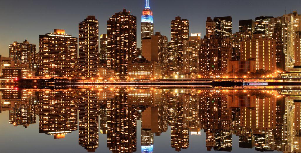 Explorez New York...