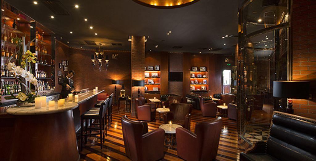 Le Leomardo Bar