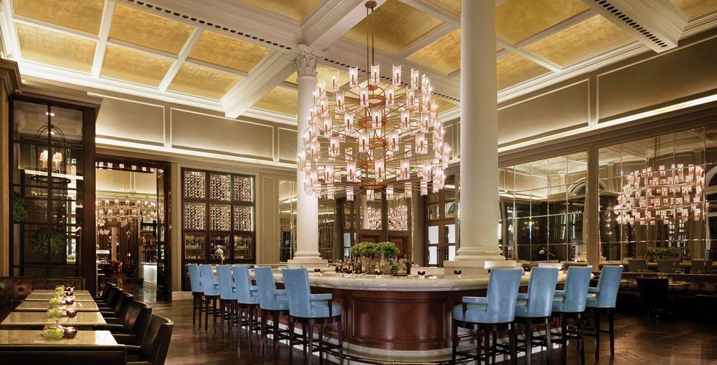 Un bâtiment de l'époque victorienne offrant tout le luxe moderne du 21e siècle...