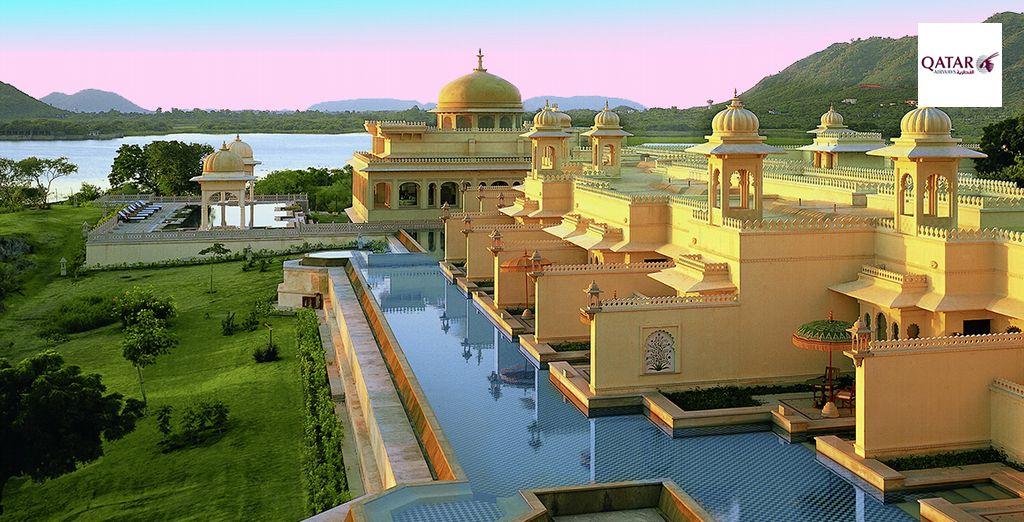 Vous rêvez d'une échappée luxueuse en Inde?