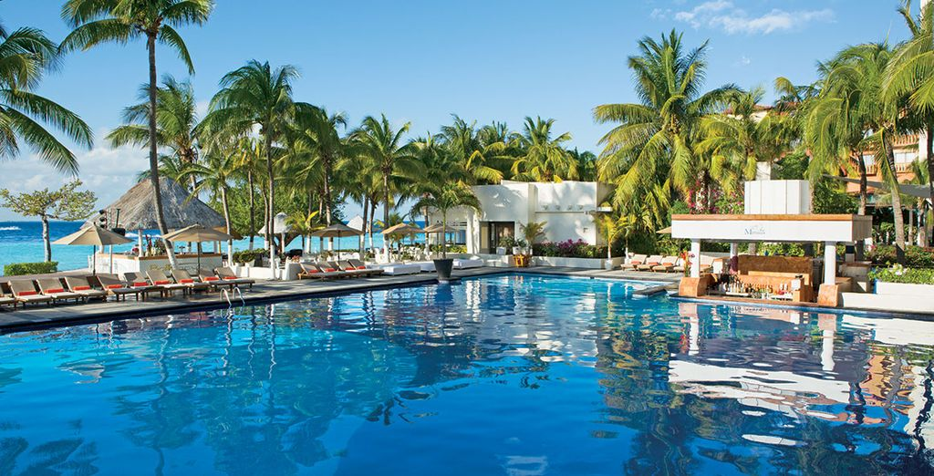 Un hôtel 4* idéalement situé en bord de plage