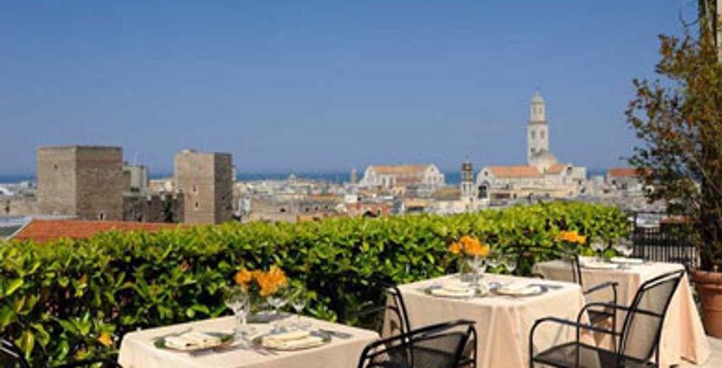 - Palace Hotel Bari **** - Bari - Italie Bari