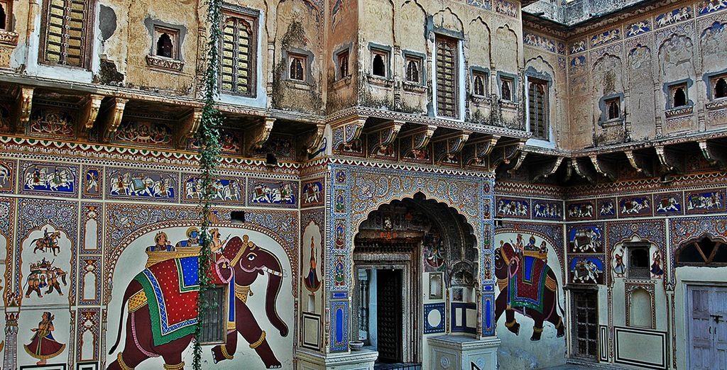 Découvrez les trésors de l'Inde - Circuit Rajasthan en hôtels de prestige 5* en 10 jours/9 nuits New Delhi