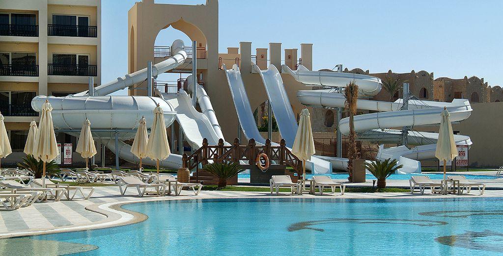 Et de son propre Aquapark