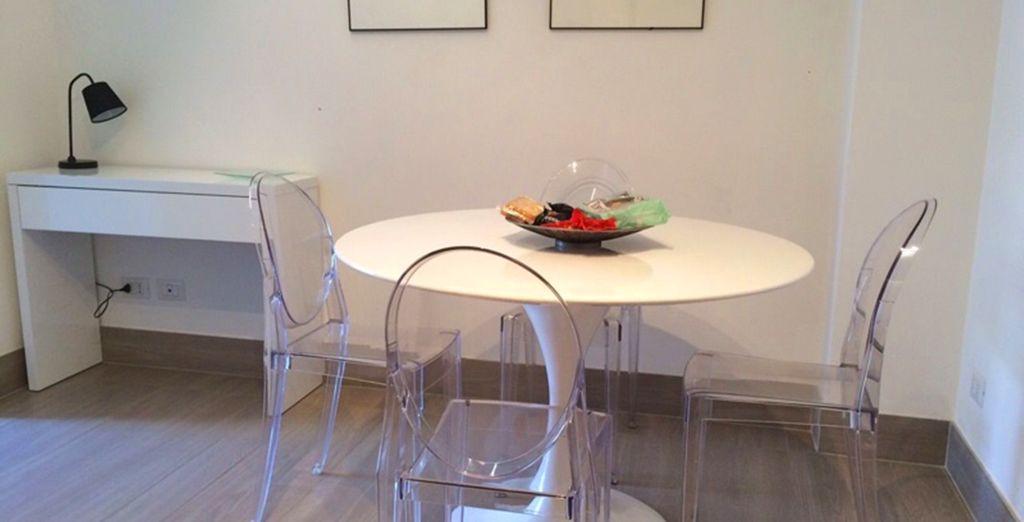 La table à manger design