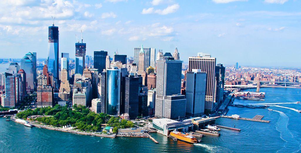 Partez à la conquête de Manhattan