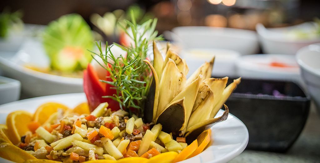 Et découvrez la gastronomie portugaise !