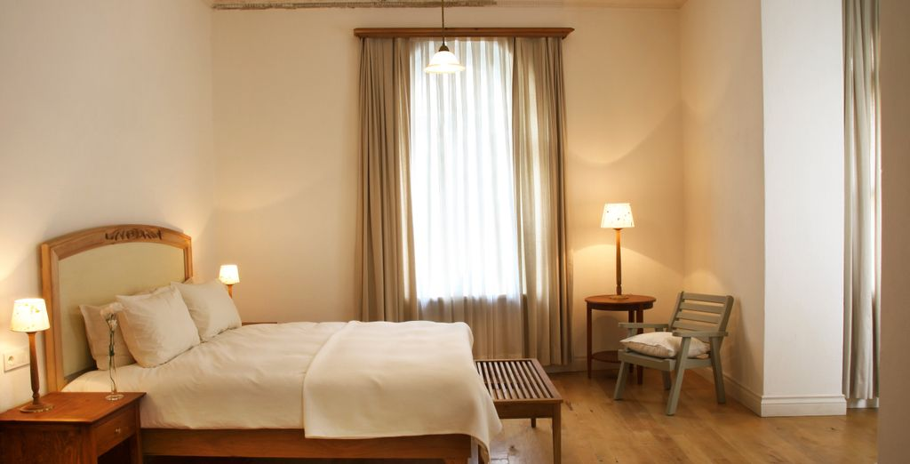 E infine, potete scegliere la Grand Suite