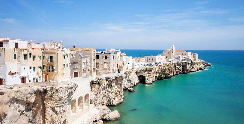 Buon soggiorno in Puglia!