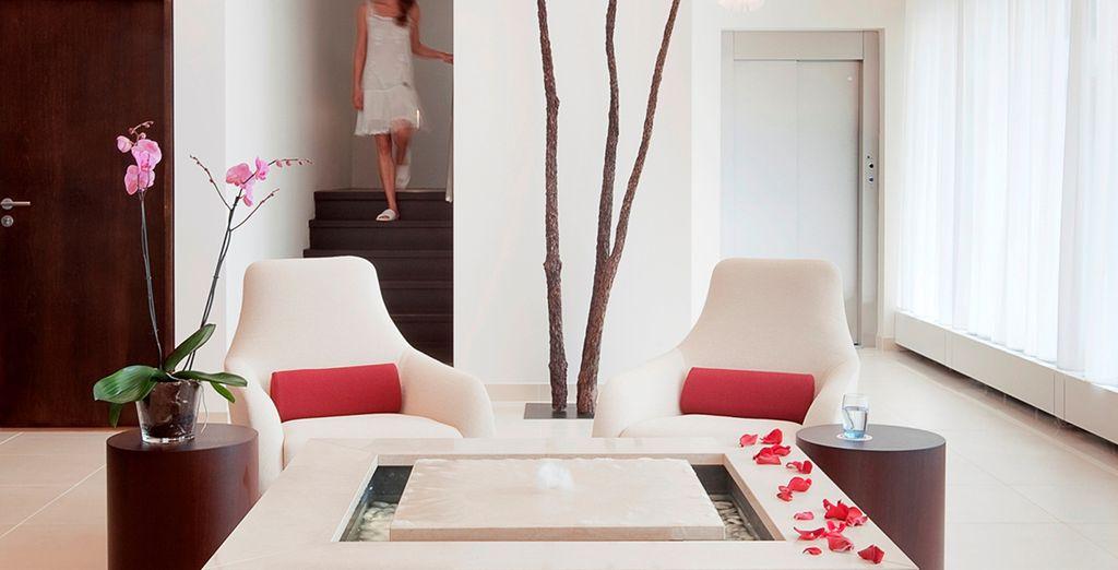 Ammiratene il design chic e minimalista